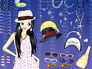 Thumbnail of Hat Queen Dressup