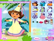 Dora the Explorer Dressup thumbnail