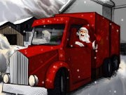 Xmas Truck Parking thumbnail