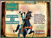 Thumbnail of Mulan: Warrior or Princess