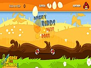 Thumbnail of Angry Birds Save The Eggs