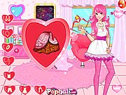 Thumbnail of It girl -dress up like C.A.Cupid