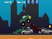 Thumbnail of Monster Truck Obstacle Course