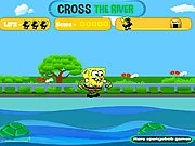 Thumbnail of SpongeBob Cross The River