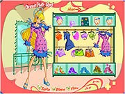 Winx Club Girl Dress Up thumbnail