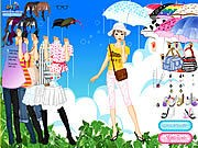 Thumbnail of Rainy Days Dress Up