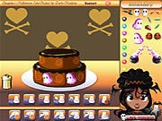 Thumbnail of Shaquita Halloween Cake Maker