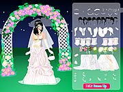 Thumbnail of Night Bride Dressup