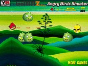 Thumbnail of Angry Birds Shooters