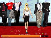 Thumbnail of Avril Lavigne Dress up