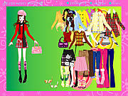 Thumbnail for Colorful Fashion Dressup