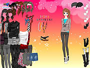 Thumbnail for Skinny Jeans Dress Up