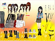 Thumbnail for Cornfield Dress Up