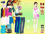 Thumbnail for Johana Dressup