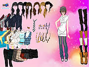Thumbnail for Fashion Boots Dress Up