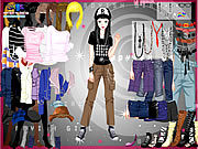 Thumbnail for Boyish Girl Dressup