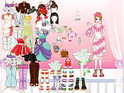 Thumbnail for Palace Lady Dressup