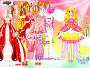 Thumbnail for Ball Gown 2 Dress Up