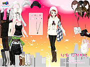 Thumbnail for Skyline Dress Up