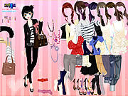 Thumbnail for Pink Chique Dress Up