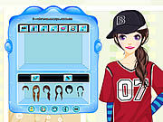 Thumbnail for Hiphop Gal Dressup