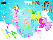 Thumbnail for Fairy Naida Dressup
