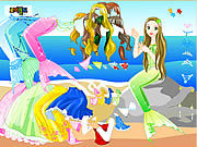 Thumbnail for Mermaid 2 Dress Up