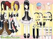 Thumbnail for Gothic Lolita Dressup