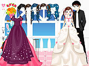 Thumbnail for The Bride Dressup