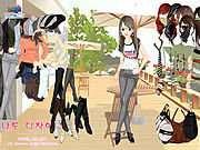 Thumbnail for Campus Girl Fashion