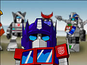 Thumbnail for Transformers: Robots in Disguise