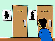Thumbnail for A Mens Room Monologue