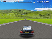 Thumbnail of Action Driving Game