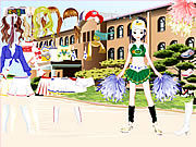 Thumbnail for Cheerleader Dress Up