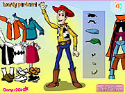 Thumbnail for Woody Dress Up