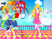 Thumbnail for Dancing Madeline Dress Up