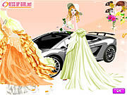 Thumbnail for Happiest Bride Dressup