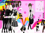 Thumbnail for Black and White Dress Up
