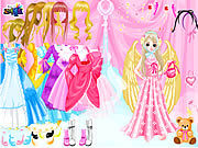 Thumbnail for Angel Style Dress Up