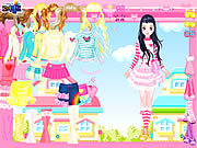 Thumbnail for Pink Hearts Dress Up