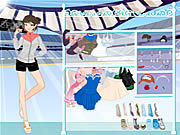 Thumbnail for Ice Skater Girl