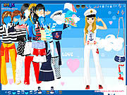 Thumbnail for Love Doll Dress Up