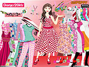 Thumbnail for Kelly Candy Girl Dressup