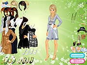Thumbnail for Society Lady Dressup