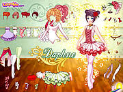 Thumbnail for Daphne Dressup
