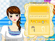 Thumbnail for Girl Dressup Makeover 14