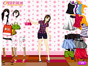 Thumbnail for Summer Shopper Dressup