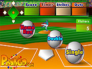Thumbnail of Batters Up Base Ball Math - Multiplication Edition