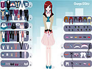 Thumbnail for Shy Girl Dressup