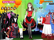 Thumbnail for Doris Punk Girl Dressup